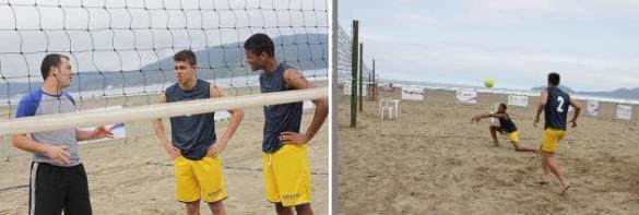 Dupla Voleibol